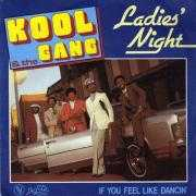 Details Kool & The Gang - Ladies Night