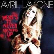 Coverafbeelding avril lavigne - here's to never growing up