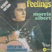Details Morris Albert - Feelings