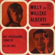 Details Nancy & Frank Sinatra / Willy en Willeke Alberti - Somethin' Stupid / Dat Afgezaagde Zinnetje