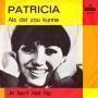 Coverafbeelding Patricia - Je Bent Niet Hip