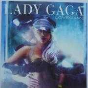 Coverafbeelding Lady Gaga - lovegame