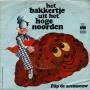 Coverafbeelding Harm Duimstra - Het Bakkertje Uit Het Hoge Noorden// Roldeboldebol