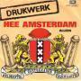 Details Drukwerk - Hee Amsterdam