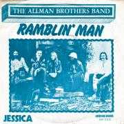 Coverafbeelding The Allman Brothers Band - Ramblin' Man