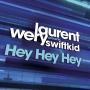 Coverafbeelding Laurent Wery presents Swiftkid - Hey hey hey