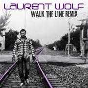 Coverafbeelding Laurent Wolf - Walk The Line - Remix
