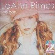 Coverafbeelding LeAnn Rimes - We Can
