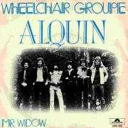 Coverafbeelding Alquin - Wheelchair Groupie
