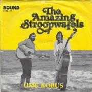 Coverafbeelding The Amazing Stroopwafels - Ome Kobus