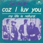 Coverafbeelding Slade - Coz I Luv You