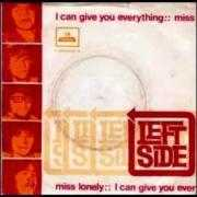 Coverafbeelding Left Side - I Can Give You Everything