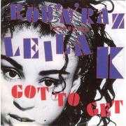 Details Rob 'n' Raz featuring Leila K - Got To Get