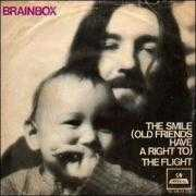 Coverafbeelding Brainbox - The Smile (Old Friends Have A Right To)