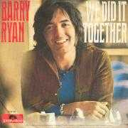 Coverafbeelding Barry Ryan - We Did It Together