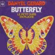 Coverafbeelding Danyel Gerard - Butterfly