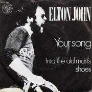Coverafbeelding Elton John - Your Song
