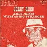 Coverafbeelding Jerry Reed - Amos Moses