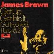 Coverafbeelding James Brown - Get Up, Get Into It, Get Involved