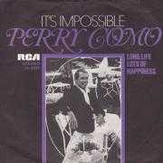 Details Perry Como - It's Impossible