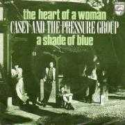 Coverafbeelding Casey and The Pressure Group - The Heart Of A Woman