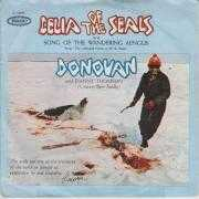 Coverafbeelding Donovan with Danny Thomson - Celia Of The Seals