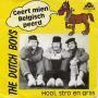 Details The Dutch Boys - Geert Mien Belgisch Peerd