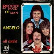 Details Brotherhood Of Man - Angelo