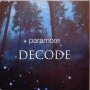 Coverafbeelding Paramore - Decode