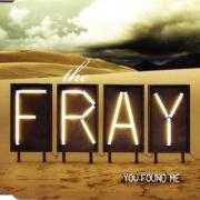 Coverafbeelding The Fray - You found me