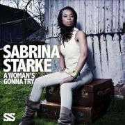 Details Sabrina Starke - A woman's gonna try