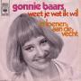 Details Gonnie Baars - Weet Je Wat Ik Wil