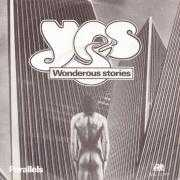 Coverafbeelding Yes - Wonderous Stories