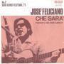 Coverafbeelding José Feliciano - Che Sará