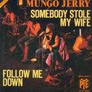 Details Mungo Jerry - Somebody Stole My Wife