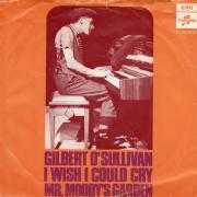 Details Gilbert O'Sullivan - I Wish I Could Cry