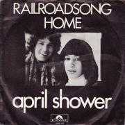 Coverafbeelding April Shower - Railroadsong