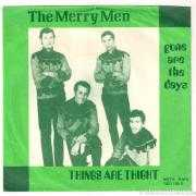 Coverafbeelding The Merry Men - Things Are Thight