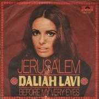 Coverafbeelding Daliah Lavi - Jerusalem