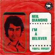 Coverafbeelding Neil Diamond - I'm A Believer