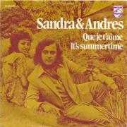 Coverafbeelding Sandra & Andres - Que Je T'aime