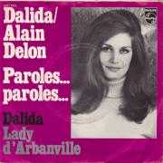 Details Dalida/Alain Delon - Paroles... Paroles...