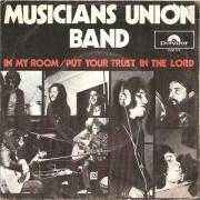 Coverafbeelding Musicians Union Band - In My Room