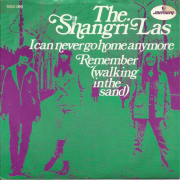 Coverafbeelding The Shangri-Las - I Can Never Go Home Anymore
