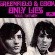 Details Greenfield & Cook - Only Lies