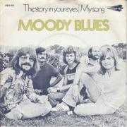 Details Moody Blues - The Story In Your Eyes