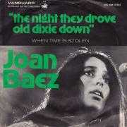 Details Joan Baez - The Night They Drove Old Dixie Down