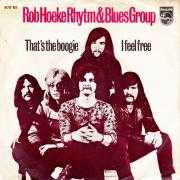 Coverafbeelding The Rob Hoeke Rhythm & Blues Group - That's The Boogie