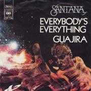 Details Santana - Everybody's Everything