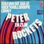 Coverafbeelding Peter en Zijn Rockets - Kom Van Dat Dak Af [Maxi Single]